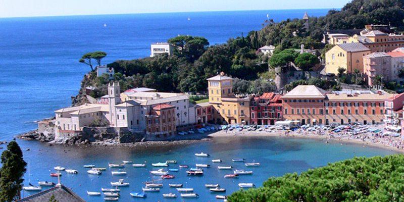 Ligurie a Italská riviéra 1