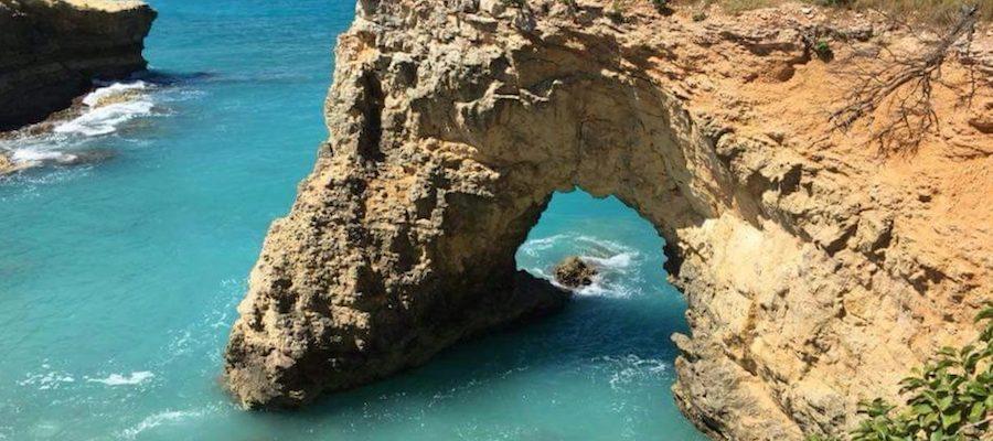 Karibský ostrov Anguilla 1