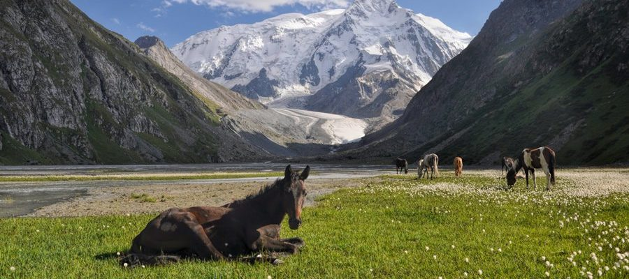 Kazachstán – země přírodních divů 1