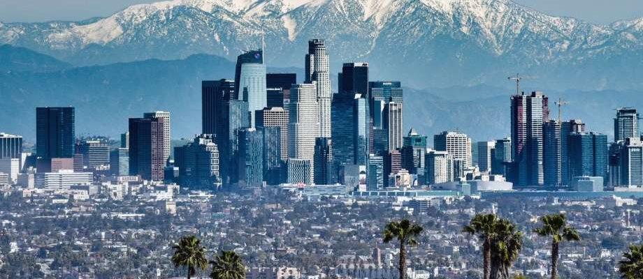 Kalifornie - pestrý stát na západním pobřeží USA 1
