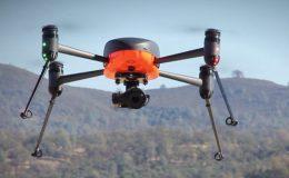 Pandemický dron může pomoci odhalit nakažené v davu 7