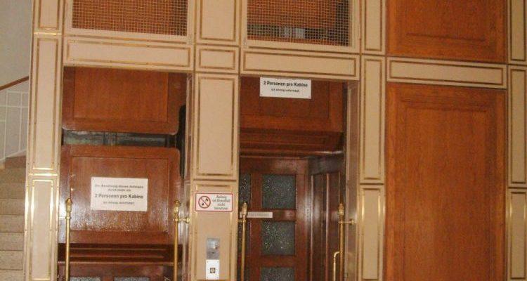 Páternoster: výtahy, které najdete jen v Evropě 1