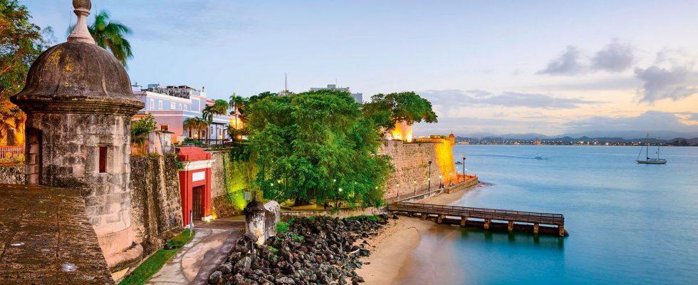 Hlavní turistické atrakce Portorika 1