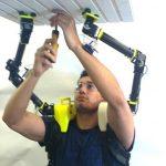Robotická třetí ruka 2