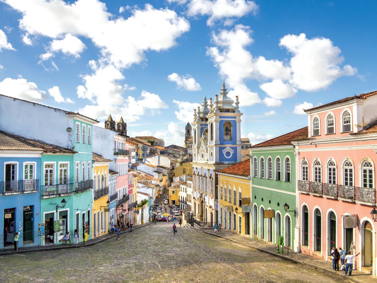 Turistické atrakce Brazílie mimo Rio 4