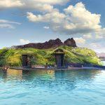 Na Islandu budují geotermální lagunu 4