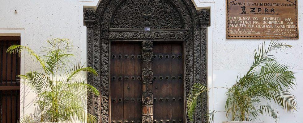 Stone Town na Zanzibaru 1
