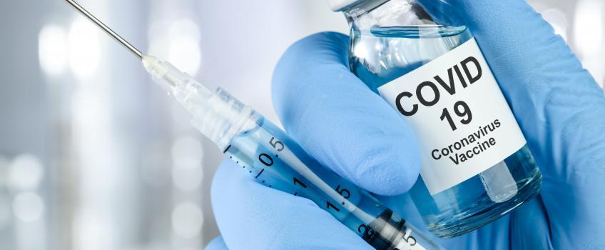 Probíhá první fáze testování experimentální protivirové vakcíny 1