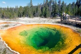 Průvodce Yellowstonským parkem 1