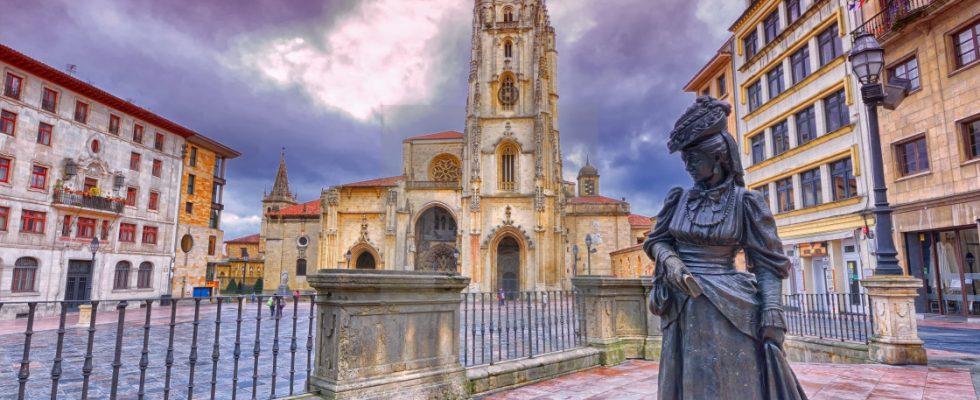 Nejkrásnější města a sídla ve španělské Asturii 1