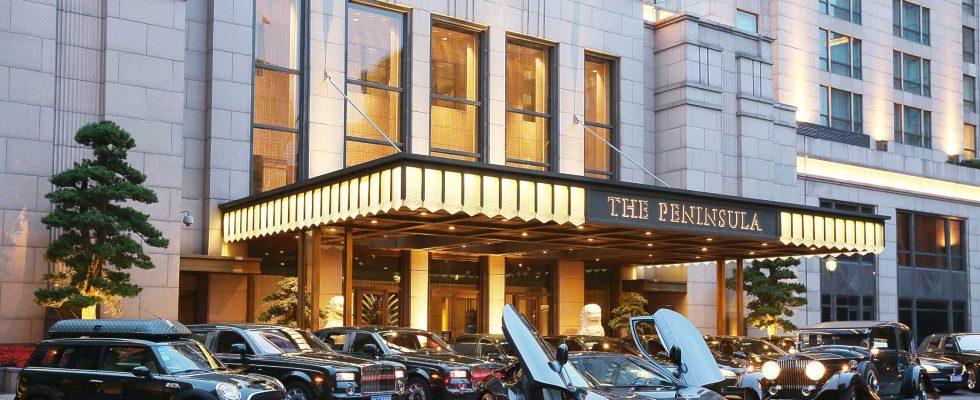 Nejlepší hotely – Asie a Austrálie 1