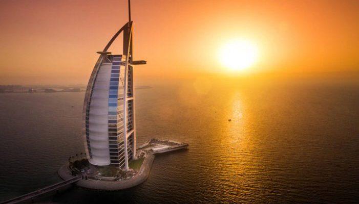Nejlepší hotely – Blízký východ, Afrika a Indický oceán 1