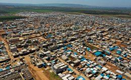Nová AI odhaduje velikost odlehlých uprchlických táborů pomocí satelitních dat 5