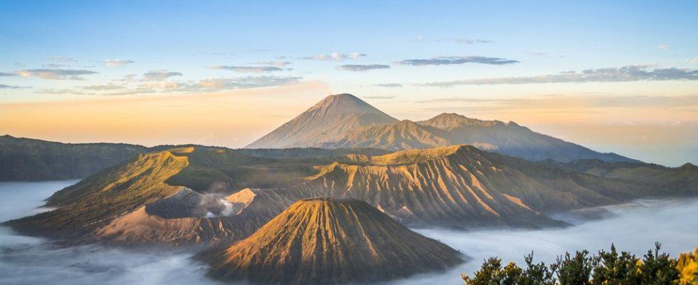 Indonéský ostrov Jáva 1