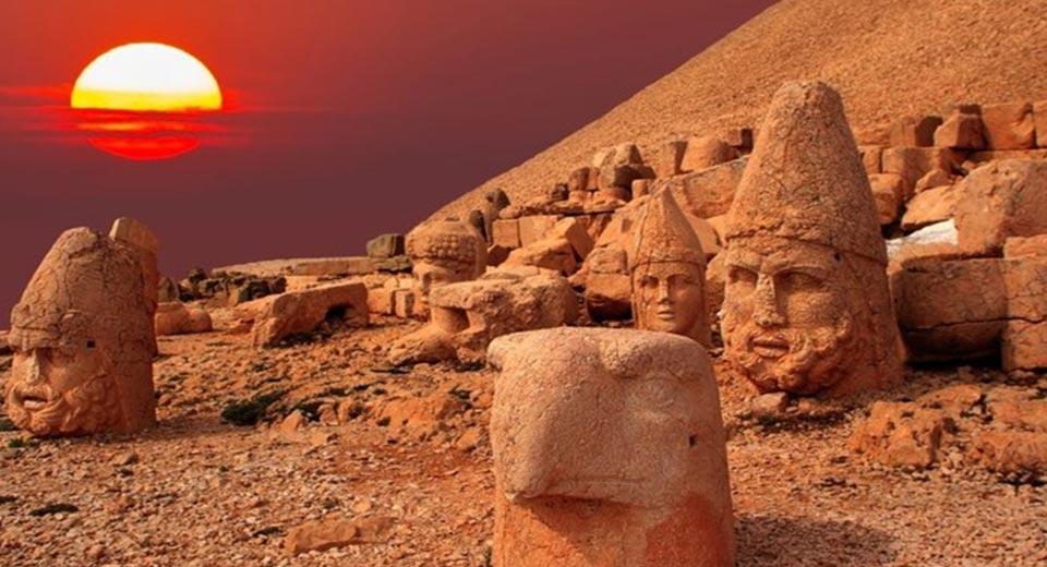 Hlavní turistické atrakce Turecka 5