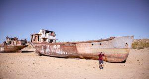 Stihia - hudební festival u vyschlého Aralského jezera 2