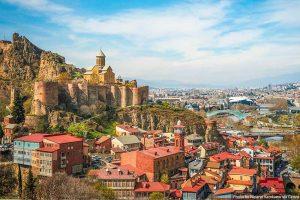 Proč navštívit Gruzii a Tbilisi 2