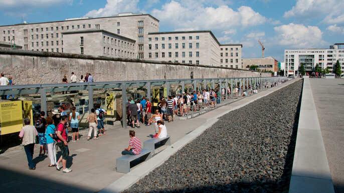 Hlavní turistické atrakce a památky Berlína 2