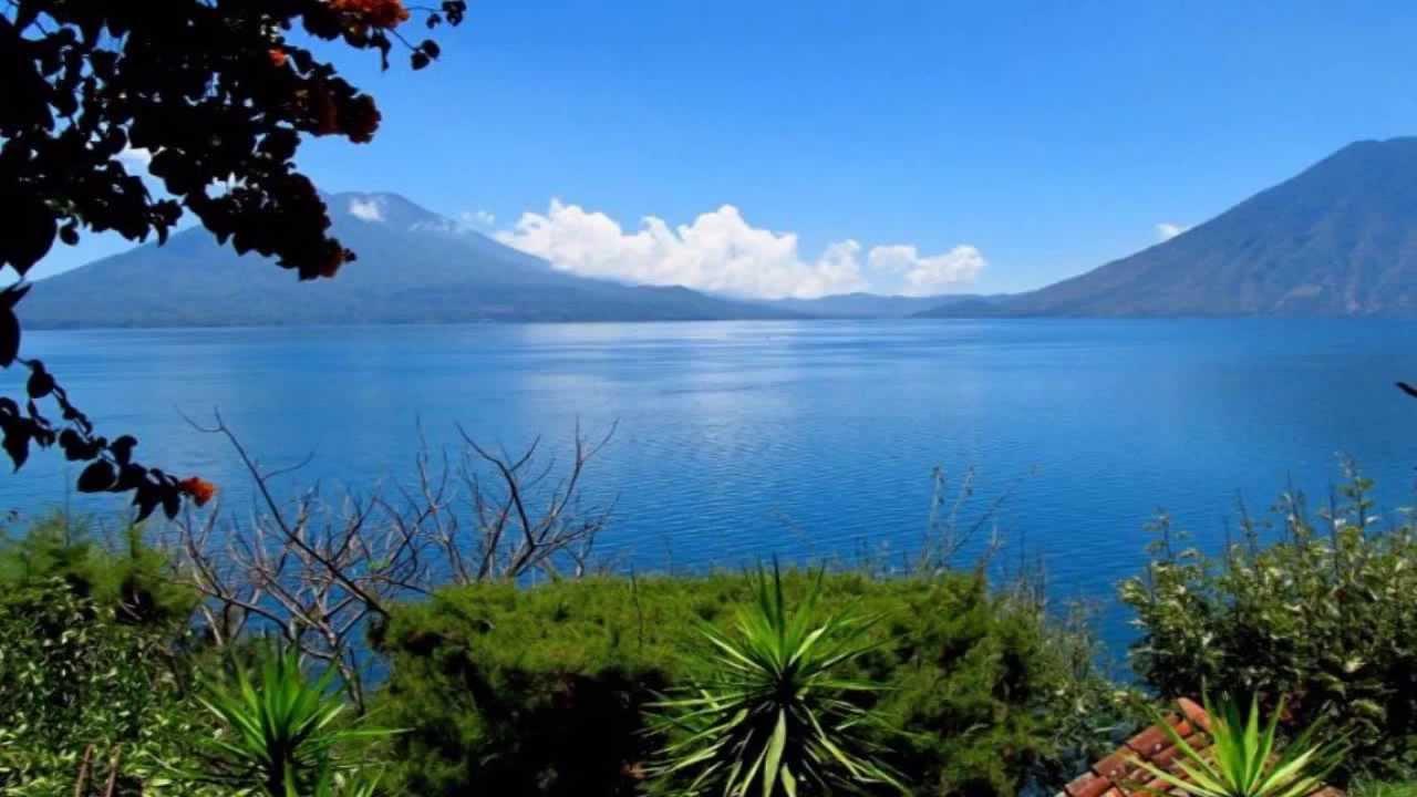 Hlavní turistické atrakce Guatemaly 2