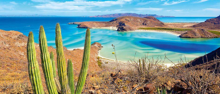 Mexický stát Baja California: víno, kovbojové a velryby 1