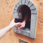 Itálie obnovuje okénka ze 17. století na prodej vína kolemjdoucím 3