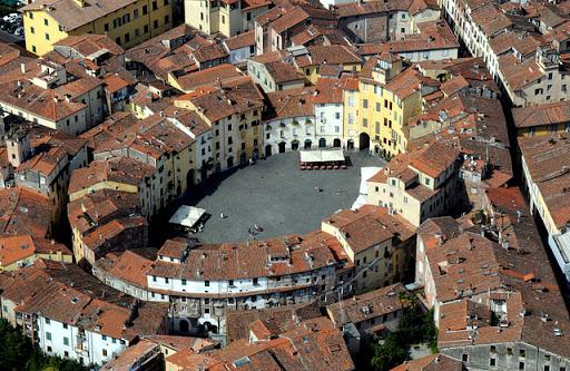 Jednodenní návštěva města Lucca 2
