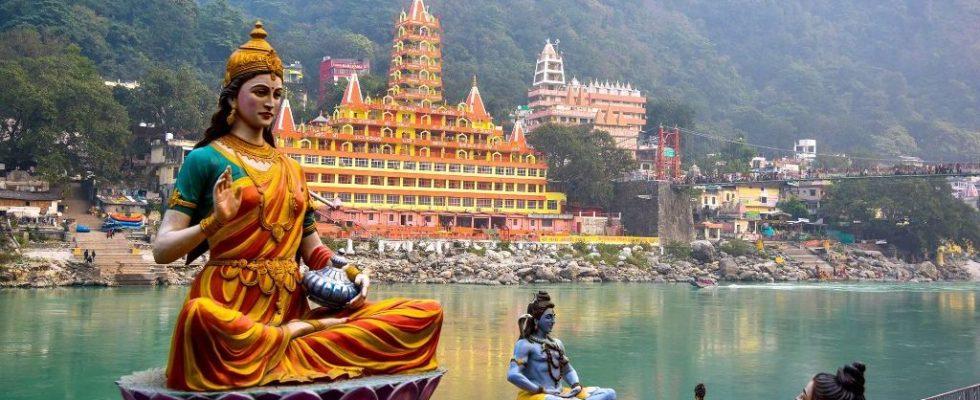 6 míst v Indii, kam se vydat za ajurvédou a jógou 1