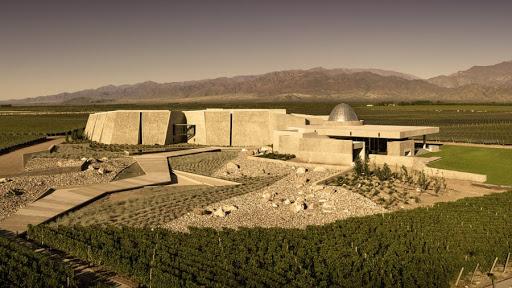 Argentinské vinařství považované za nejlepší na světě 1