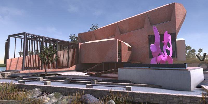 VOMA, první virtuální muzeum na světě, otevře v září 1