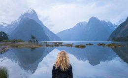 Pěší turistika na Novém Zélandu 3