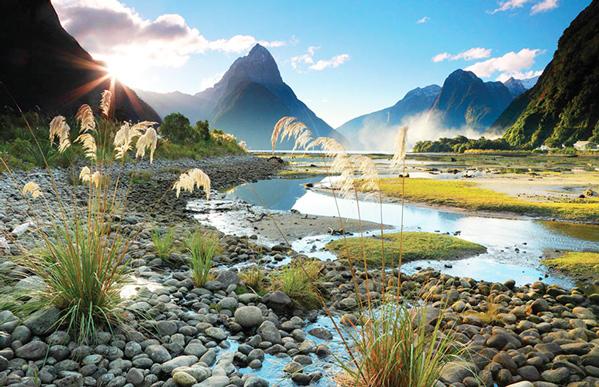 Hlavní atrakce Nového Zélandu 2