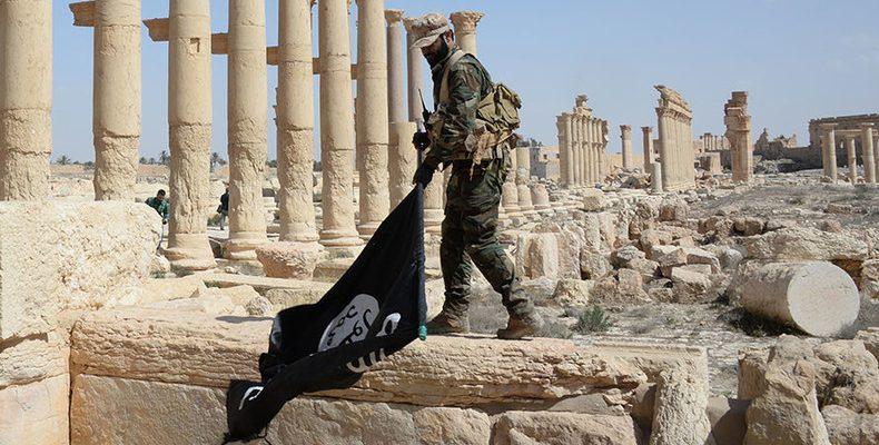 Památky v Sýrii a Iráku, které zničila či poškodila ISIS 1