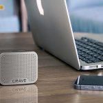 Crave Curve Mini 5W - kompaktní mini reproduktor skvělý pro práci z domova 7