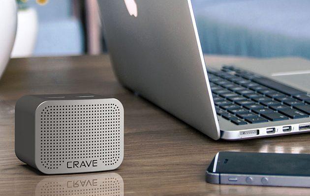 Crave Curve Mini 5W - kompaktní mini reproduktor skvělý pro práci z domova 1