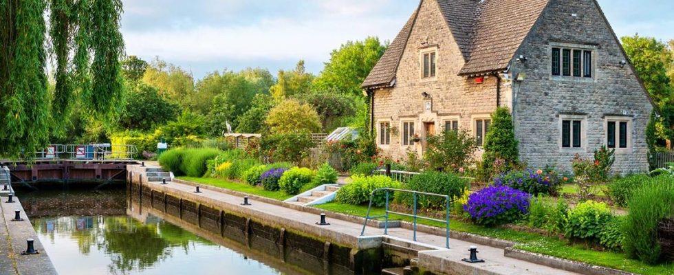 Trasy pro pěší turistiku v Anglii 1