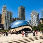 Hlavní atrakce Chicaga, USA 3