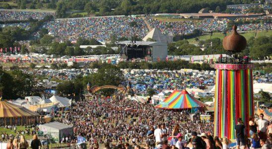 Návštěva hudebního festivalu Glastonbury 3