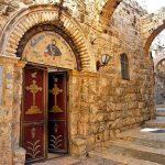armenska ctvrt jeruzalem