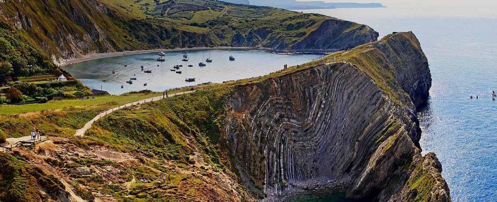Jurské pobřeží v Anglii 1