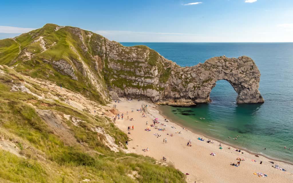 Jurské pobřeží v Anglii 2