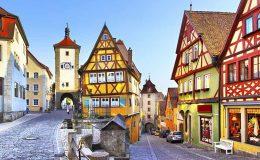 10 nejkrásnějších auto tras v Německu 4