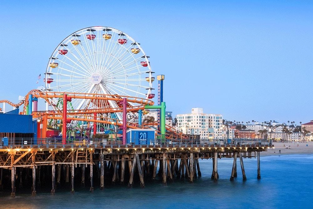 Nejlepší zážitky z Kalifornie 2