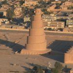 Samarra a spirálový minaret 8