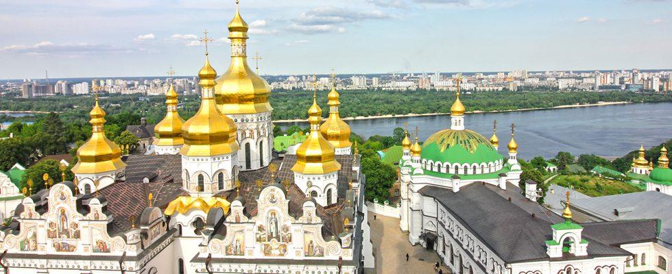 10 důvodů, proč navštívit ukrajinský Kyjev 1