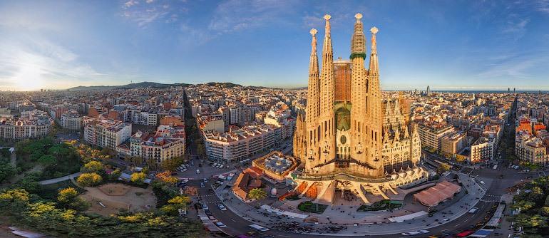 Méně známé atrakce Barcelony 1