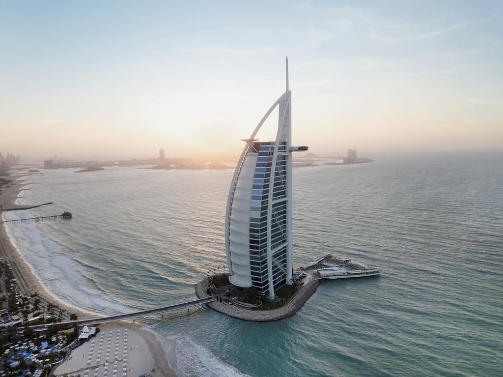 Nejlepší hotely – Blízký východ, Afrika a Indický oceán 2