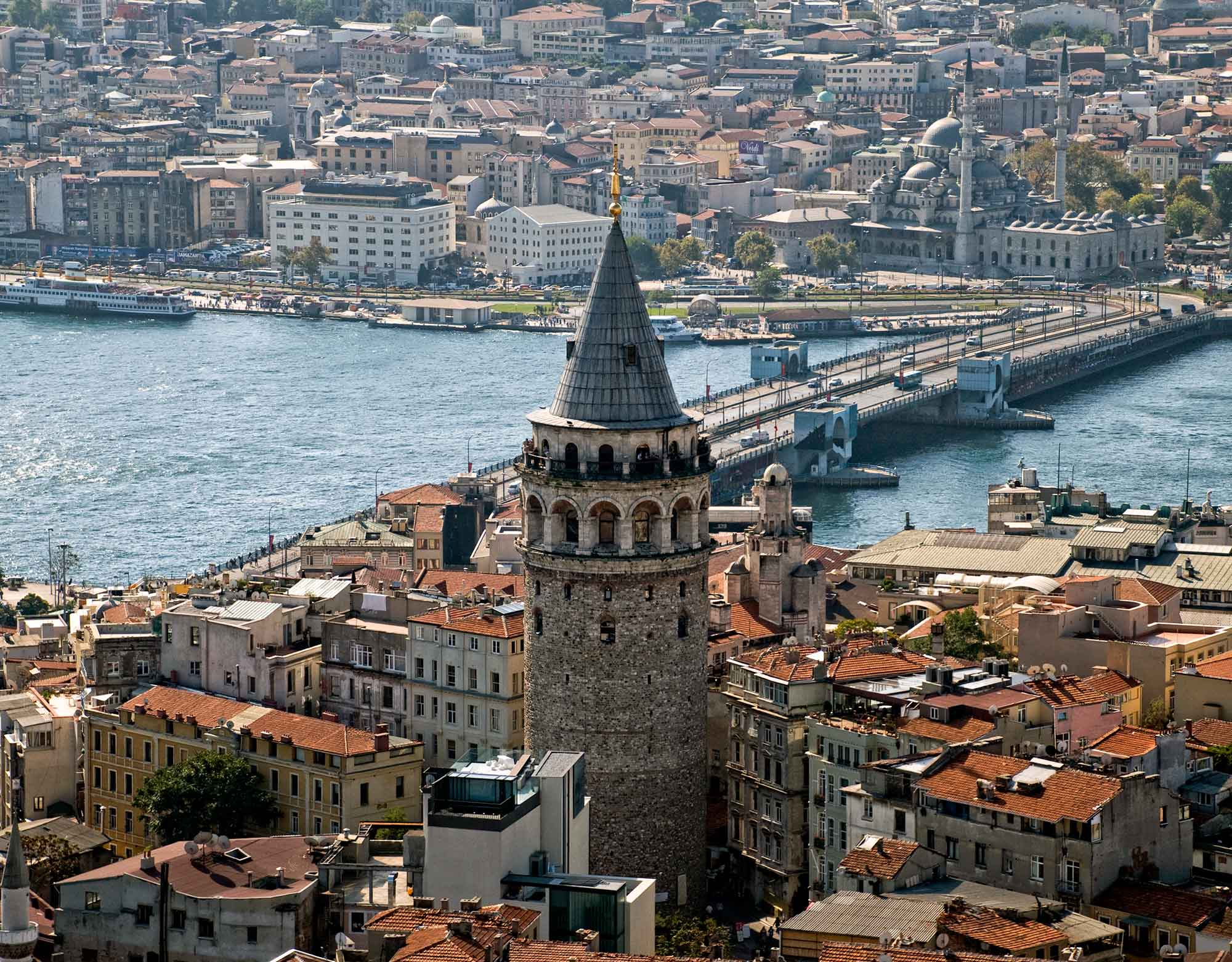 Hlavní turistické atrakce Istanbulu 5
