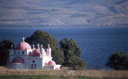 Hlavní atrakce oblasti kolem Galilejského jezera 7