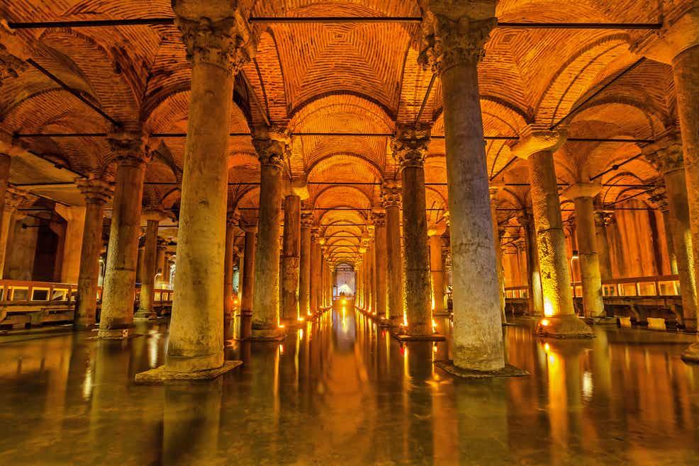 Hlavní turistické atrakce Istanbulu 2
