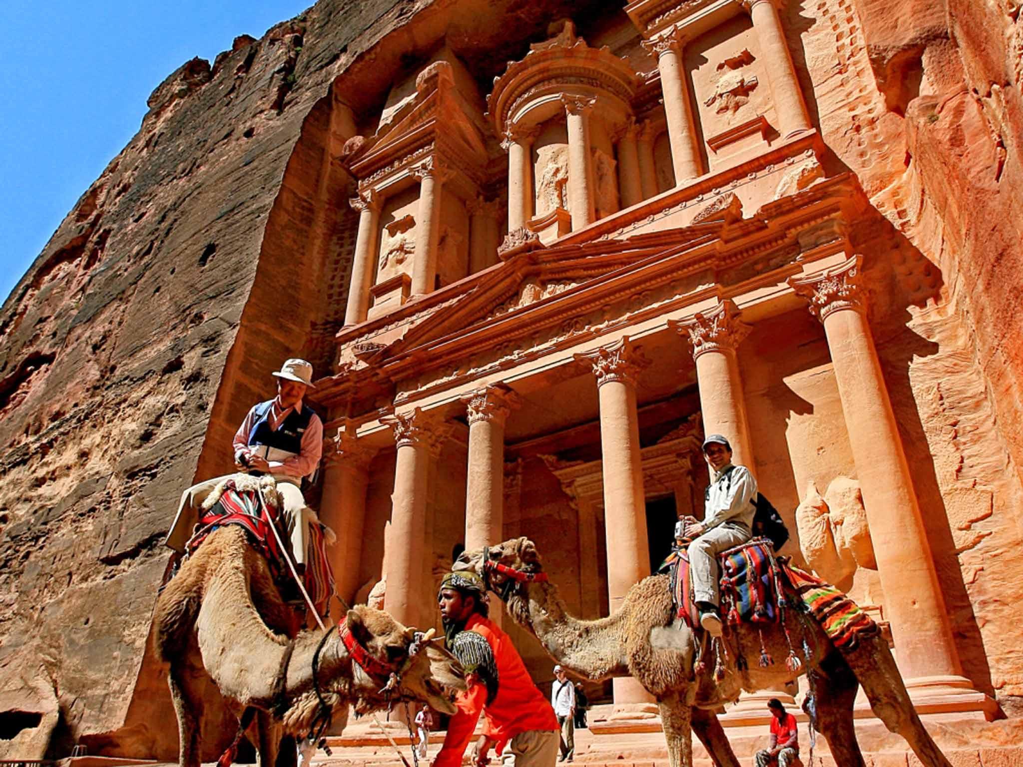 Návštěva jordánské Petry 2